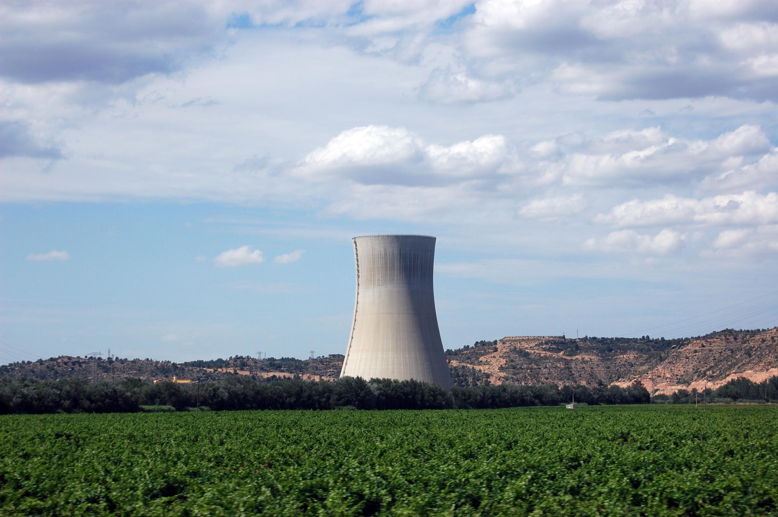 Alerta d'emergència a la central nuclear Ascó I per un incendi