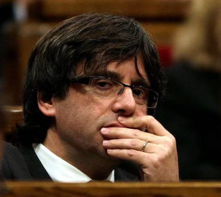 Puigdemont convoca unilateralment la Junta de Seguretat de Catalunya