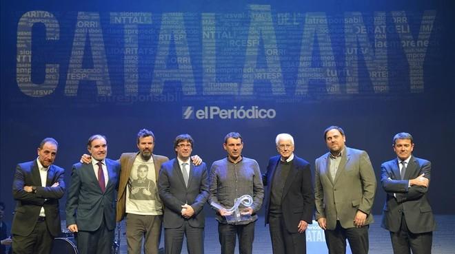 El Periódico ajorna la gala del Català de l'Any