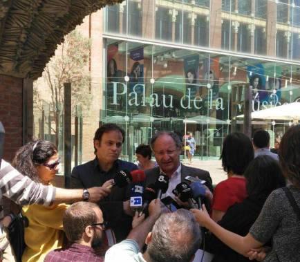 El Consorci del Palau s'esmena i acusarà CDC