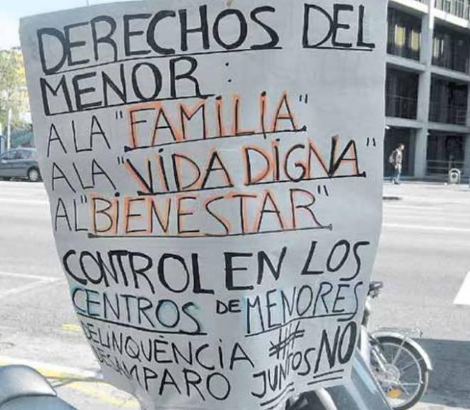 La gestió dels nens que empara la Generalitat és un focus de conflictes