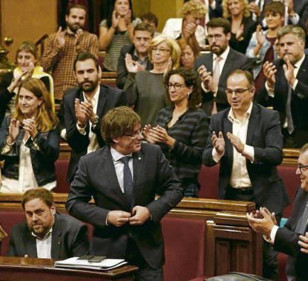 Els diputats del Parlament recuperen la catorzena paga