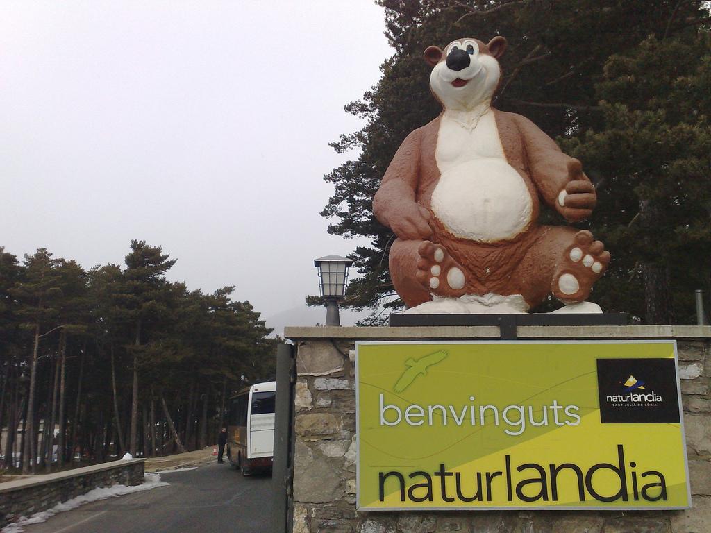 SOS, Naturlandia està a l'UCI