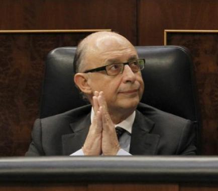 Setge de l'ABC al ministre Montoro