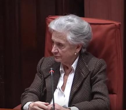 Hisenda reté la devolució de Marta Ferrusola