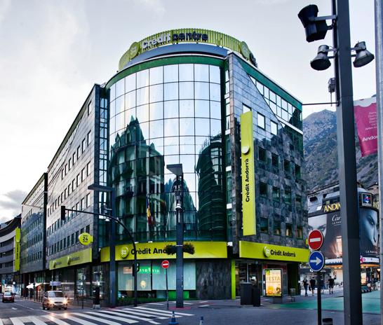 El govern andorrà dóna per fetes noves fusions bancàries