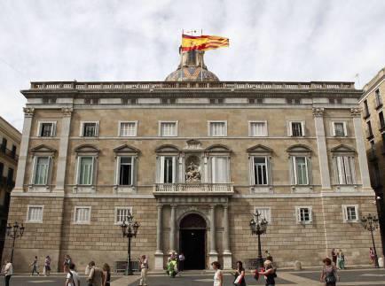 Funcionaris catalans demanen protecció sindical després de l'anunci de Puigdemont