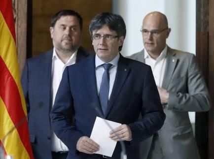 Puigdemont dirà divendres la data i la pregunta del referèndum