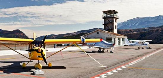 Eulen gestiona la seguretat de l'aeroport de la Seu