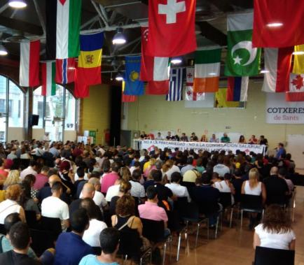L'acord TMB-treballadors pel nou conveni posa fi a la vaga