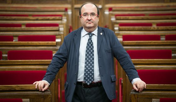"Iceta: ""vull ser president de la Generalitat!"""