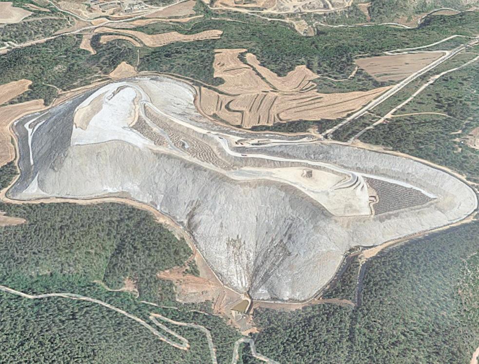 Les mines del Bages sumen risc de càncer