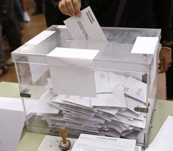 El Govern formalitza el concurs per comprar material per a eleccions autonòmiques