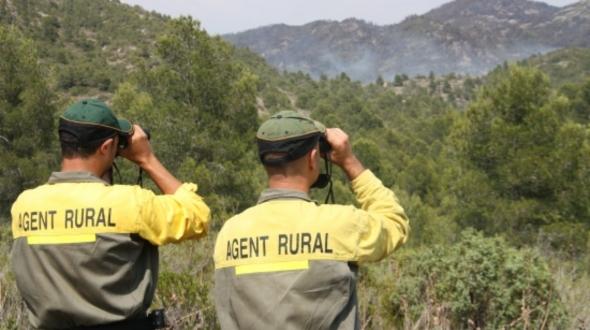 Els Agents Rurals portaran armes policials