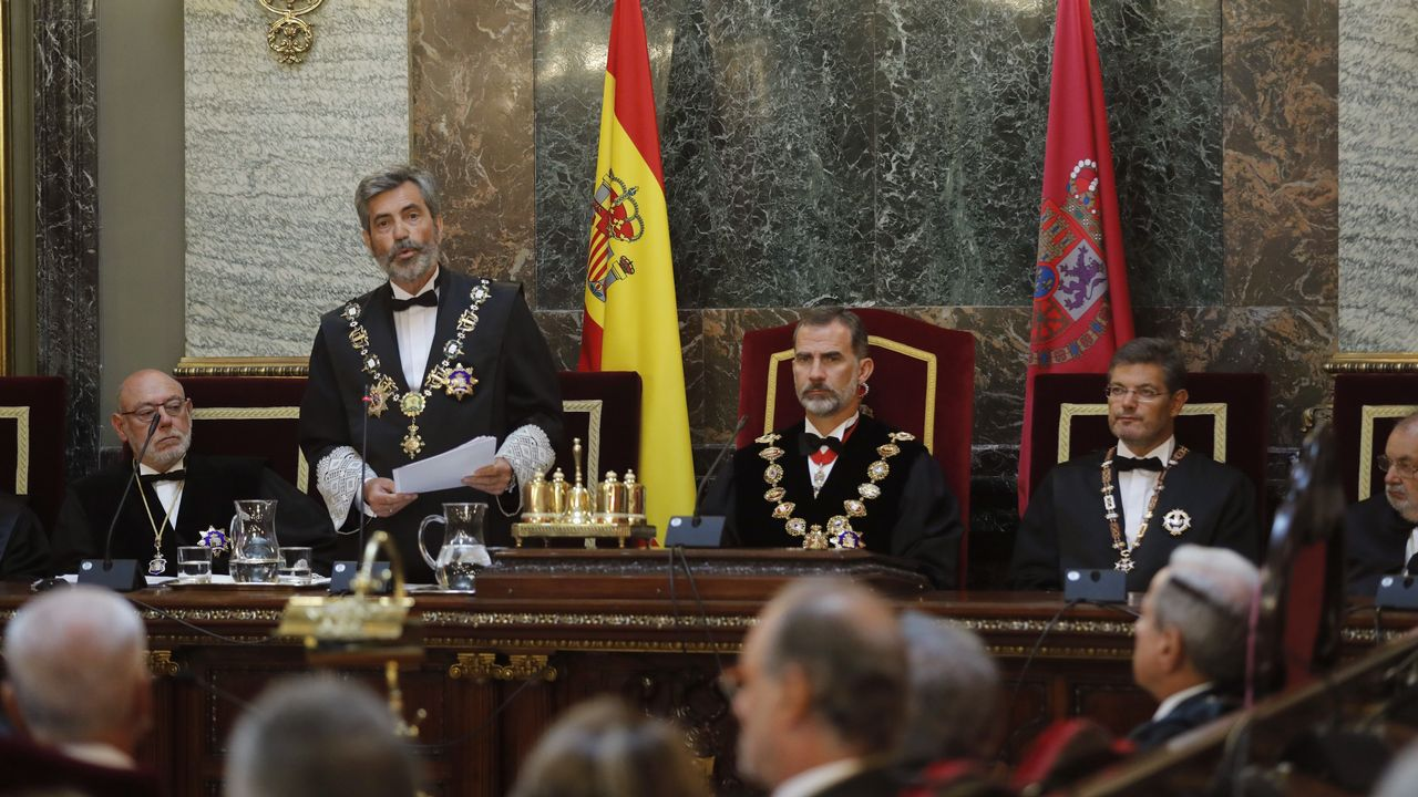 La justícia espanyola actuarà enèrgicament contra el referèndum