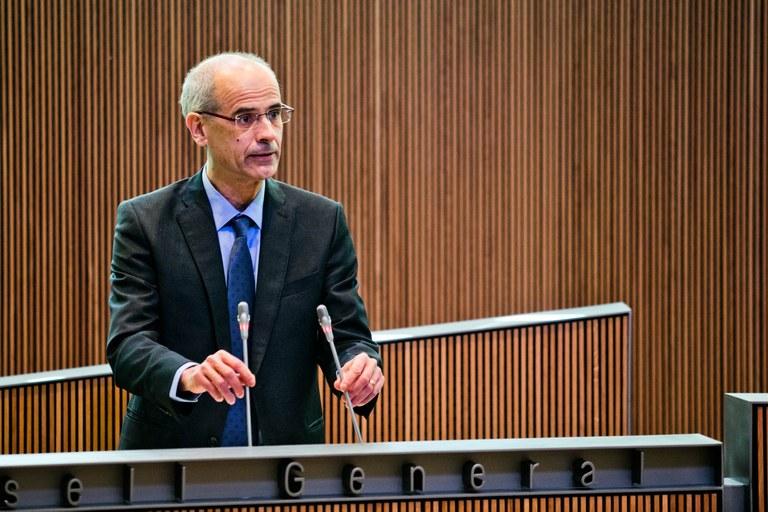 Comença el compte enrere per a les eleccions a Andorra