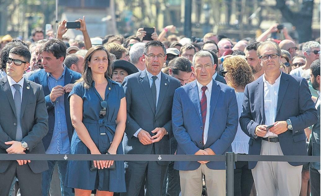 Assalt final contra el president Bartomeu