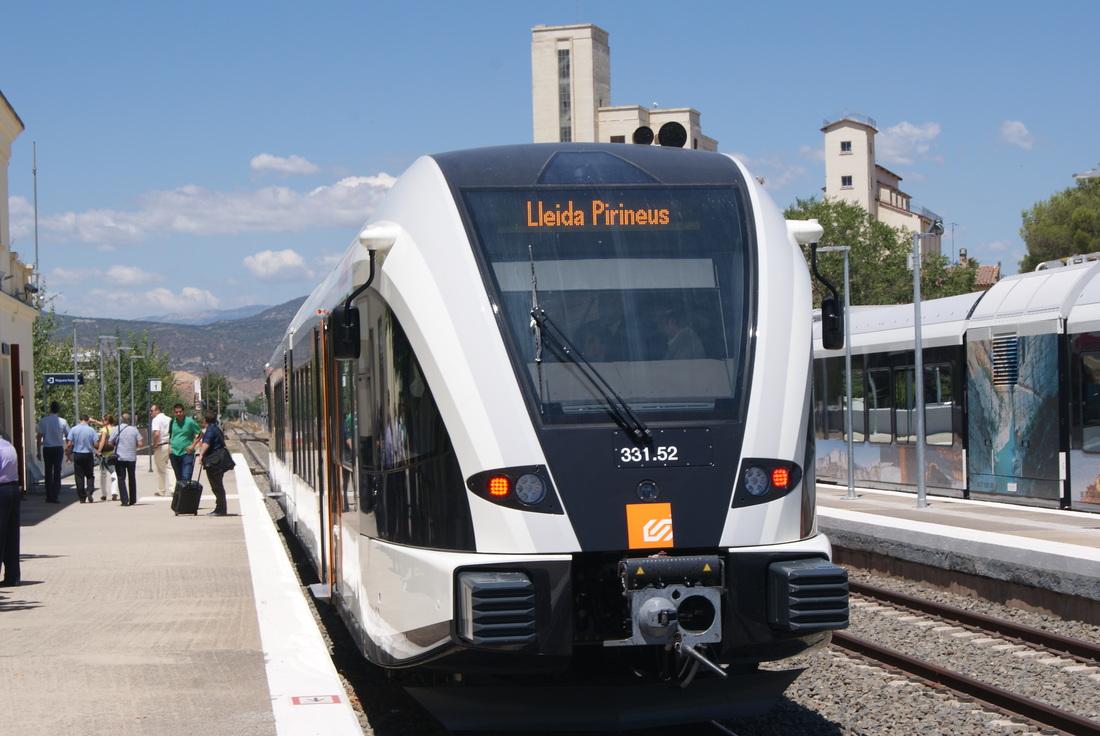 La falta de maquinistes pot fer inviable la línia Lleida-la Pobla