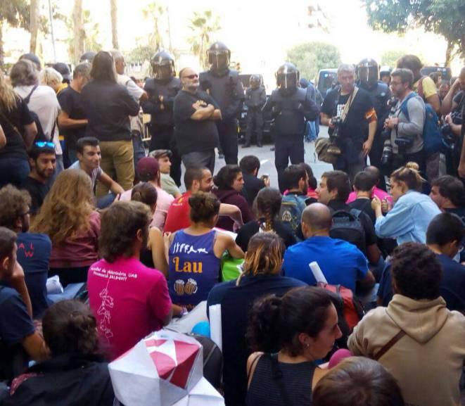 La CGT amenaça amb una vaga general a Catalunya