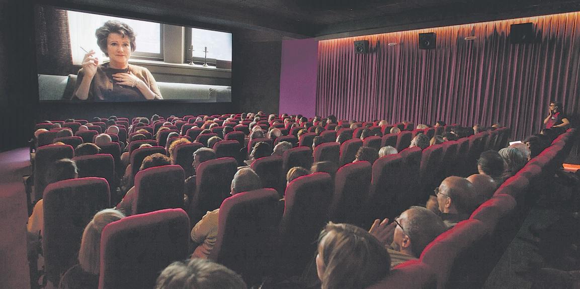 L'anunciada rebaixa de l'IVA als cinemes depèn del vistiplau dels bascos
