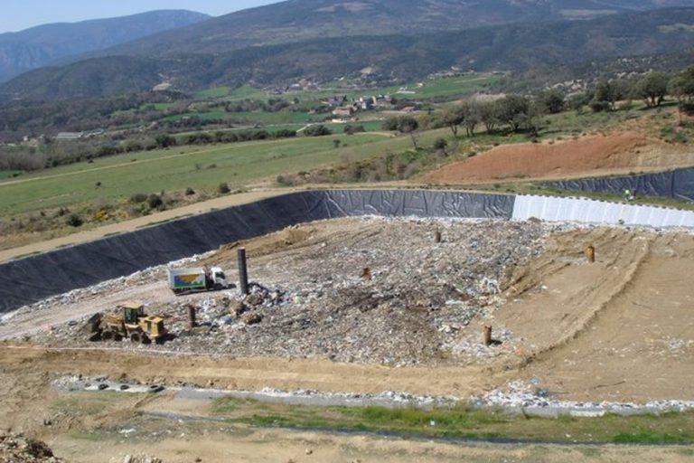 """Primer trasllat de """"merda"""" d'Andorra a l'abocador de l'Alt Urgell"""