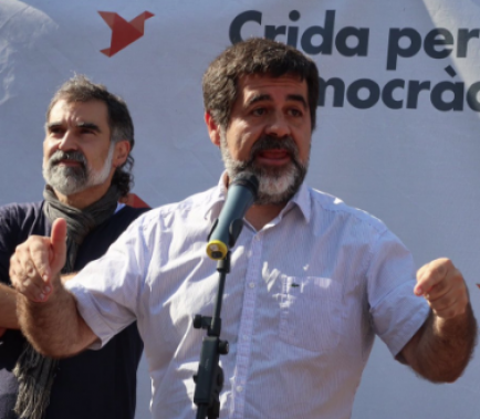 Trapero, Sànchez i Cuixart tornen a declarar dilluns