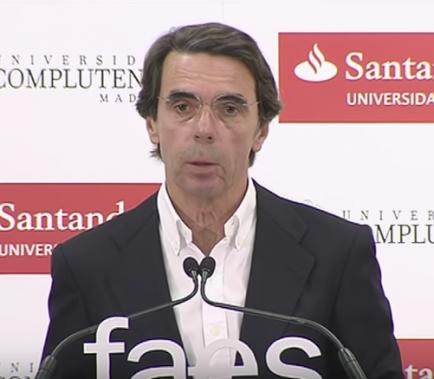 La FAES d'Aznar demana mà dura a Rajoy