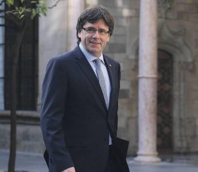 La Fiscalia es querella contra Puigdemont per rebel·lió, sedició i malversació