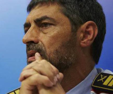 L'Audiència Nacional cita Trapero a declarar per sedició