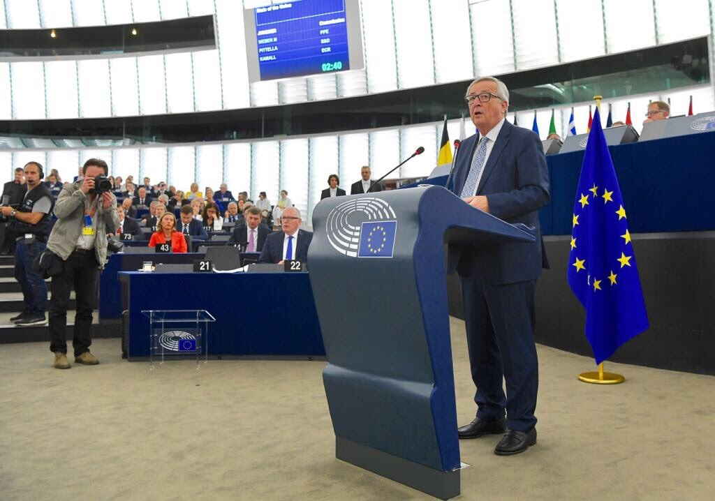 Juncker descarta mitjançar: només una part ho demana