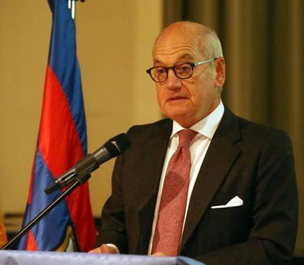 Rothschild va acomiadar Vilarrubí el setembre