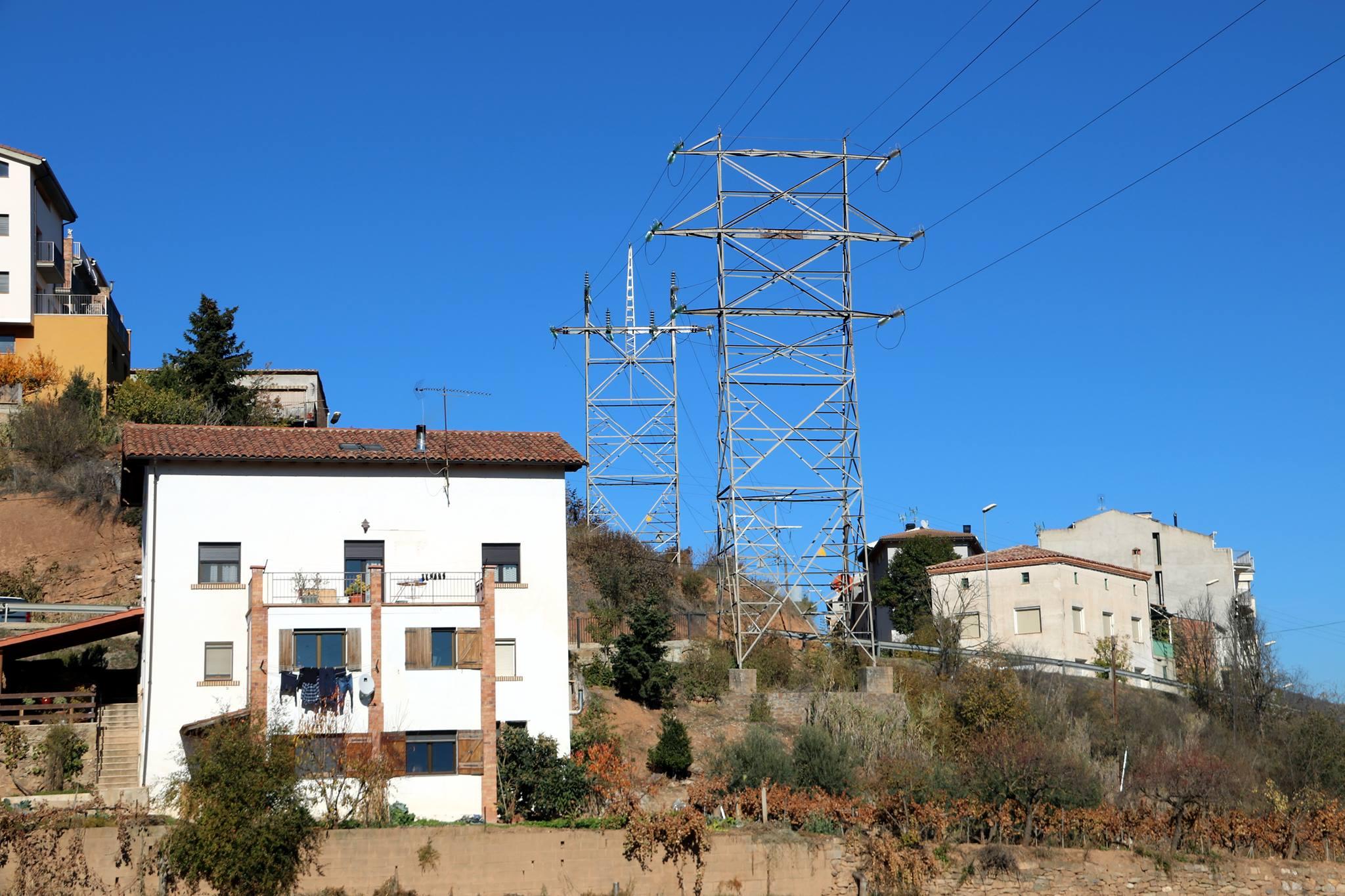La plataforma contra la MAT del Pallars reclama sancions a Red Elèctrica