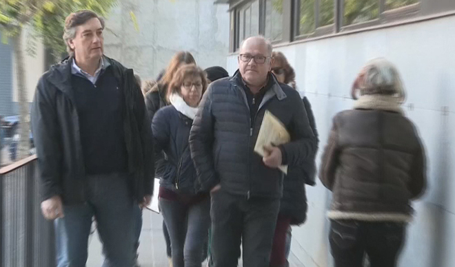 El jutge manté oberta la investigació després de prendre declaració als mestres de la Seu