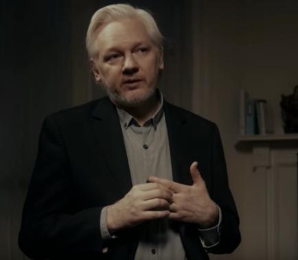 L'Equador fa callar Assange