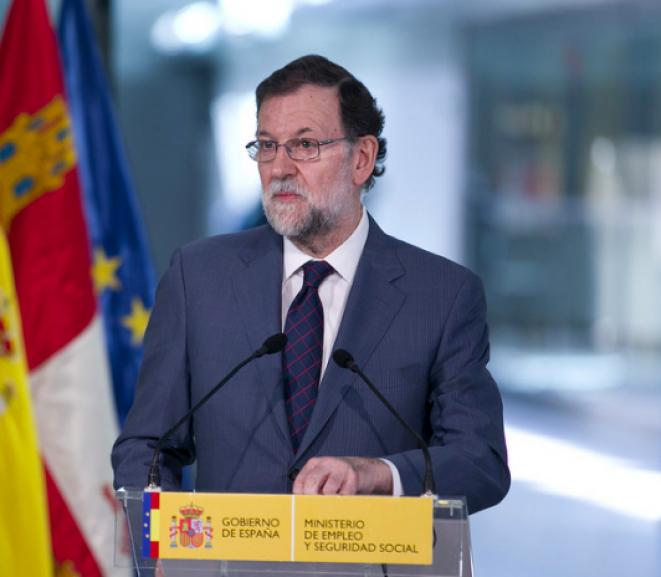 """Rajoy: els qui """"van enganyar Catalunya"""" estan inhabilitats"""