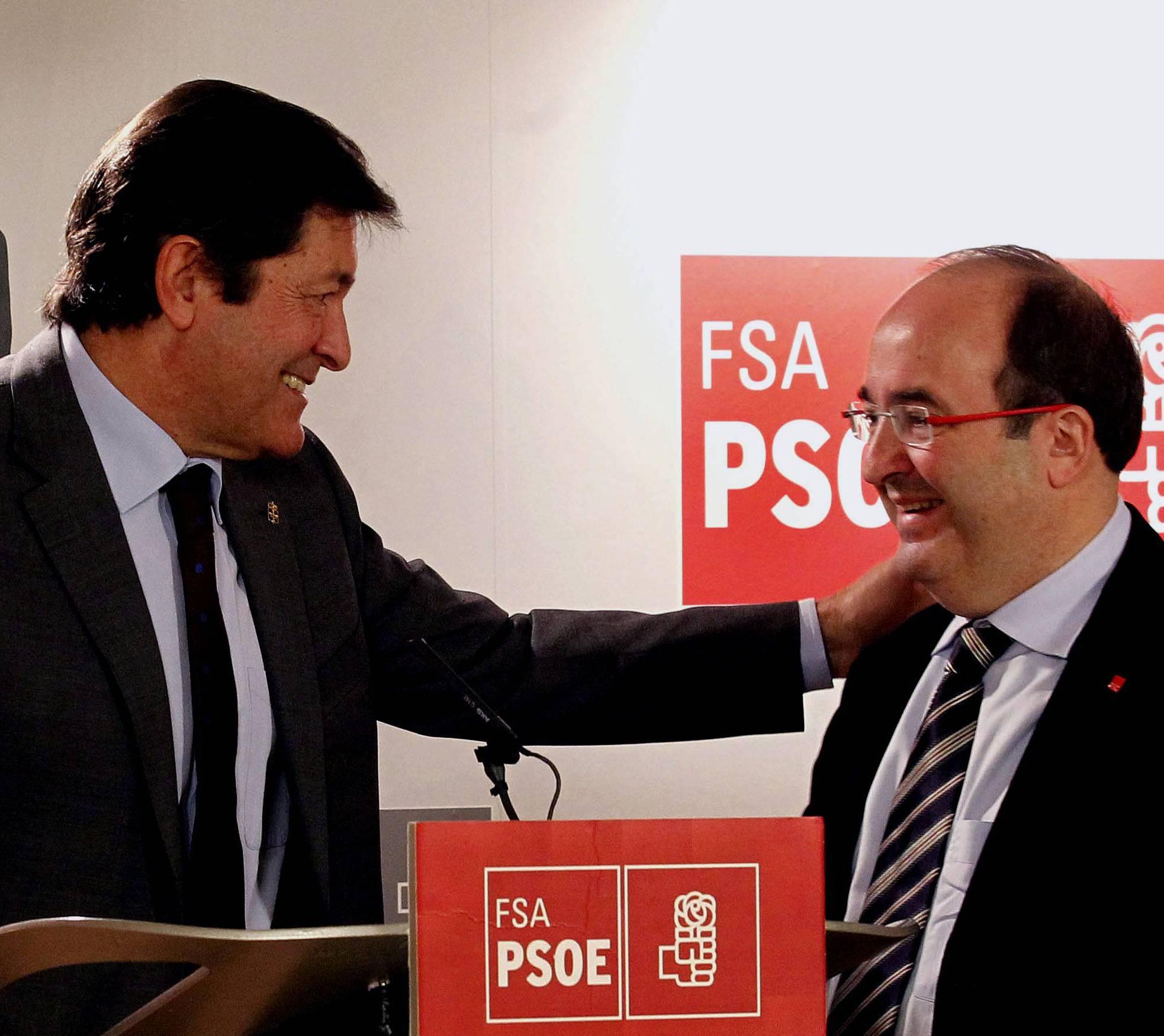 Els barons del PSOE refusen la condonació del deute català