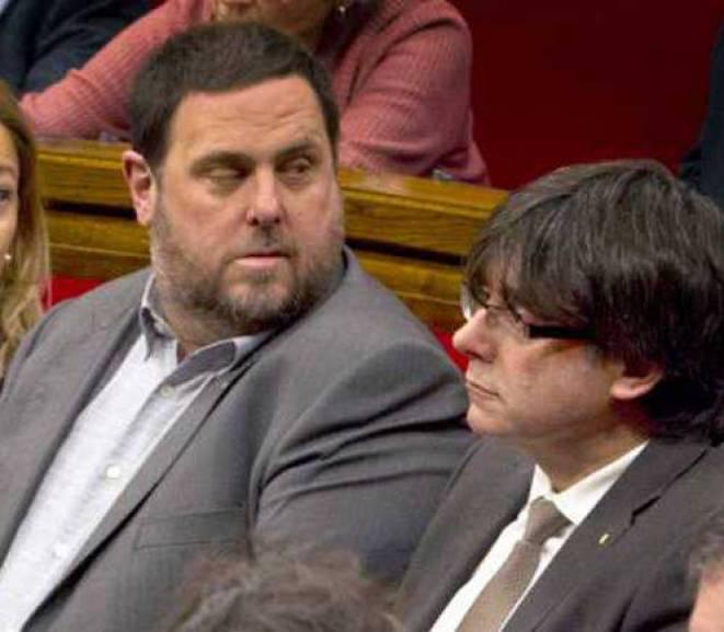 Junts per Catalunya i ERC aparquen la via unilateral