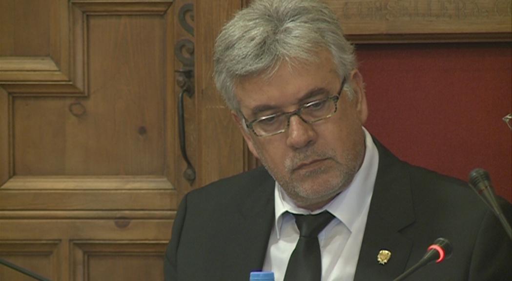 Stop Violències exigeix que el cònsol de Sant Julià destitueixi Joan Vidal
