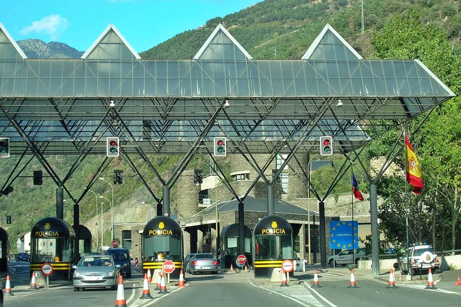 Arriben més guàrdies civils a la Seu d'Urgell