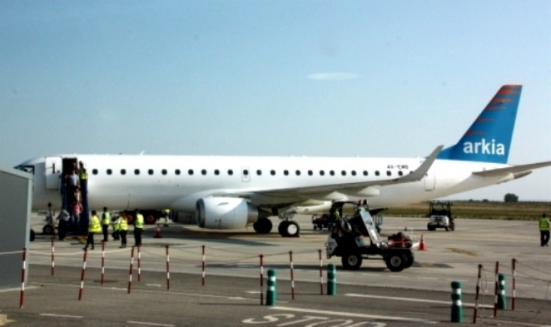 Arkia deixa de volar d'Israel a Alguaire amb destí Andorra