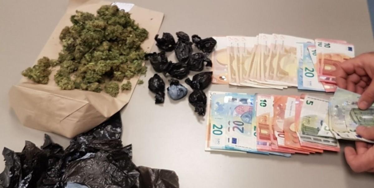 Detingut un jove per vendre droga a escoles de la Seu d'Urgell