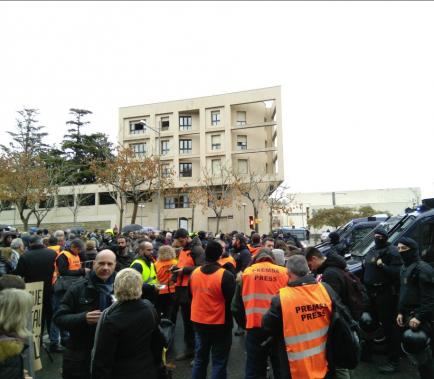 L'Aragó i la Guàrdia Civil entren al Museu de Lleida
