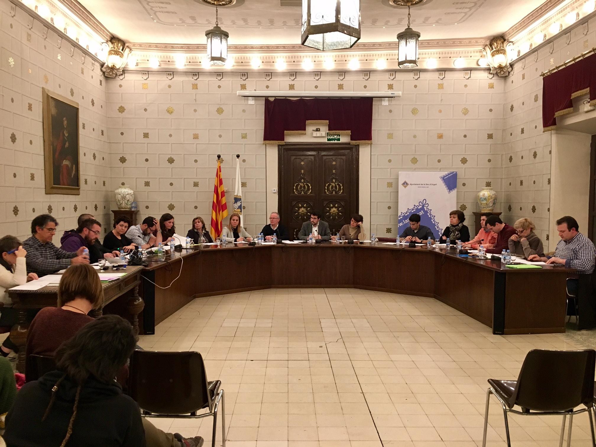 Batalla dóna el vistiplau al Pressupost sense l'informe de la Intervenció municipal