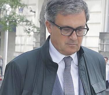 Jordi Pujol Ferrusola surt de la presó