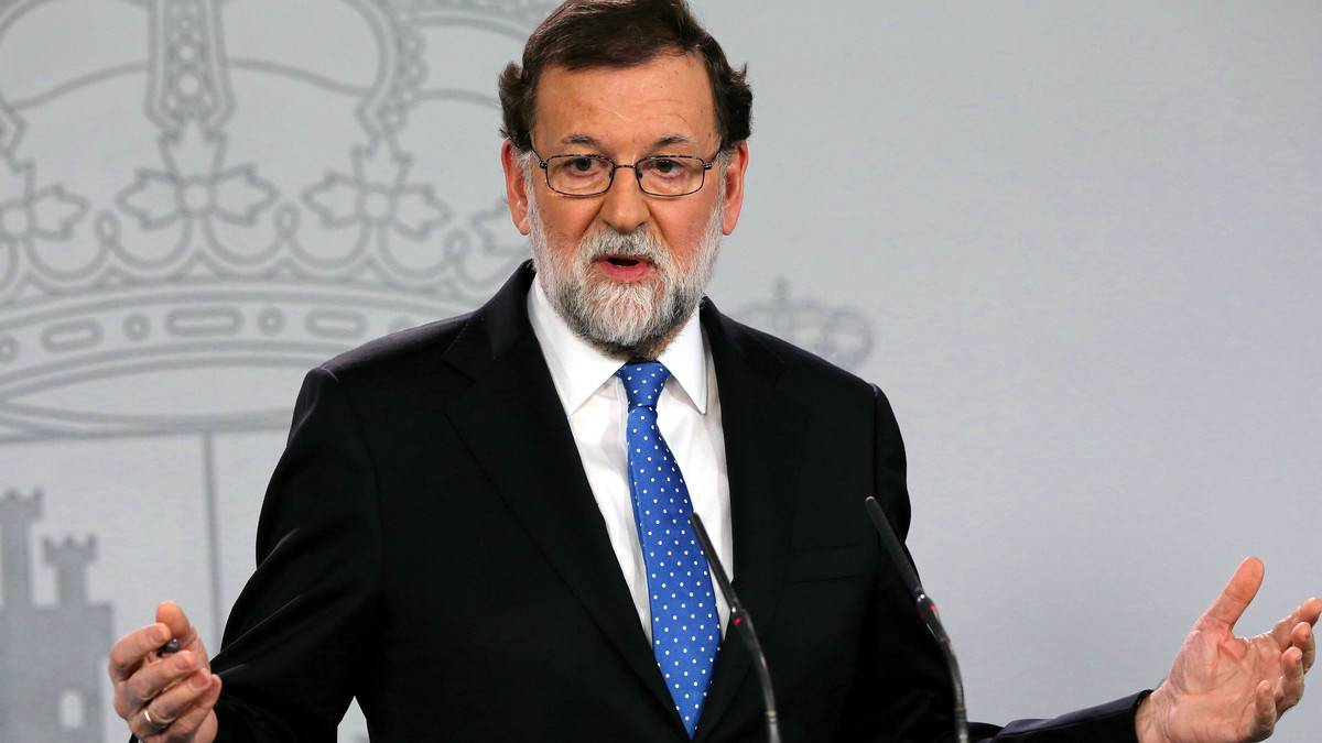 """Rajoy ofereix diàleg """"dins de la llei"""" a Catalunya"""