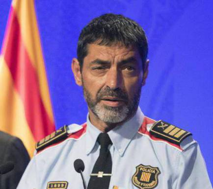 Comandaments dels Mossos, imputats per passivitat l'1-O