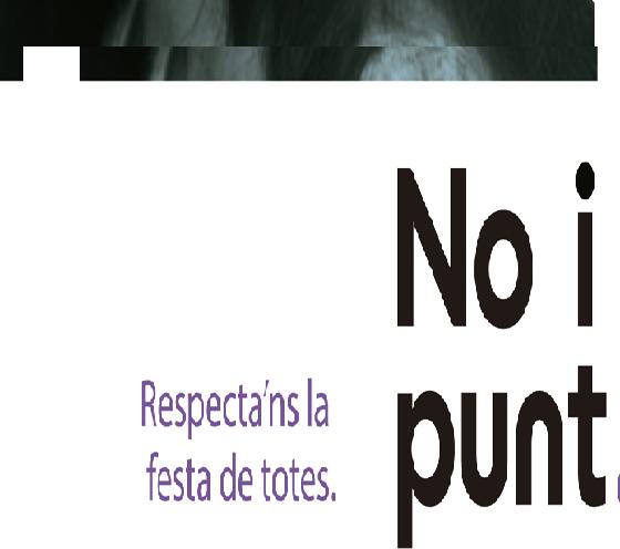 'No i punt' a Andorra contra les violències a les dones durant l'oci nocturn