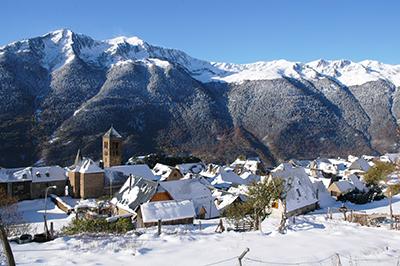 La Val d'Aran registra les millors dades de turisme per Nadal de tota Lleida