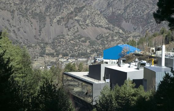 3.000 tones de residus de la Cerdanya al forn d'Andorra durant el 2017