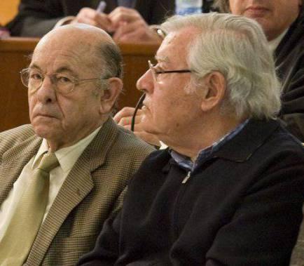 Millet, Montull i Osàcar, condemnats a presó